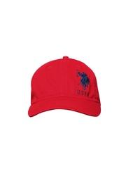 U.S. Polo Assn. Men Red Cap