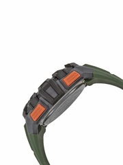 Timex Expedition Men Olive Green Digital Watch T49972