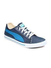 PUMA Unisex Navy Hip Hop III Casual Shoes