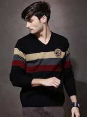 Roadster Black Sweater
