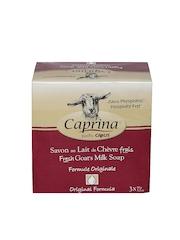 Caprina Set of 3 Fresh Goat's Milk Original Formula Soaps