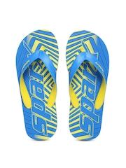 Sparx Men Blue Flip-Flops