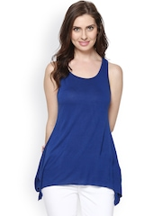 Trend 18 Women Navy Top