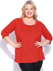Sepia Red Top