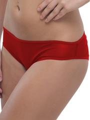 Clovia Women Red Bikini Briefs PN0196Q04XL