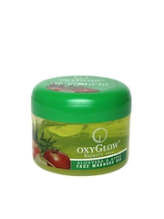 Oxyglow Aloe Vera & Apple Face Massage Gel