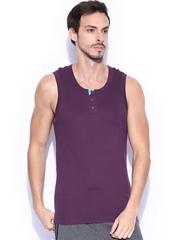 Zoiro Purple Innerwear Vest ZS # 6102