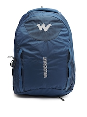Wildcraft Unisex Blue Soujourn Backpack