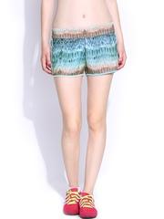 Adidas Originals Multicoloured MENIRE Printed Shorts