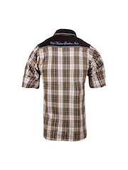 Jazzup Boys Multicoloured Checked Casual Shirt