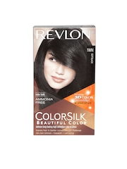 Revlon ColorSilk 3-D Soft Black Hair Colour 1WN