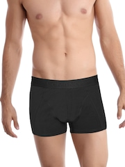 Calvin Klein Innerwear Black Trunks U1741D