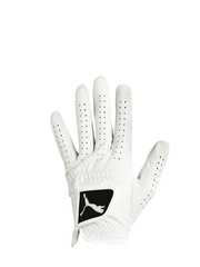 PUMA Men White Pro Performance Leather Glove