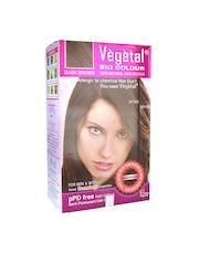 Vegetal Unisex Dark Brown Hair Colour