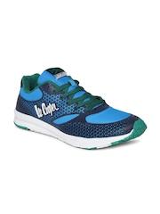 Lee Cooper Men Blue Casual Shoes