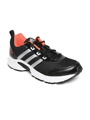 Adidas Men Black Ermis M Running Shoes