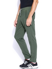 Adidas Olive Green TAP AUTH 4 Traning Track Pants