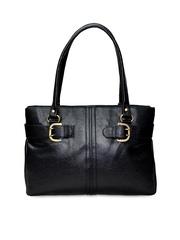 Utsukushii Black Handbag