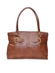 Utsukushii Brown Shoulder Bag