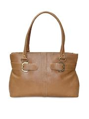 Utsukushii Beige Handbag
