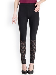 Castle Black Leggings