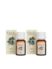 Khadi Set of 2 Tea Tree Essential Oils