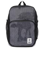 Adidas Originals Kids Black SW AT Backpack