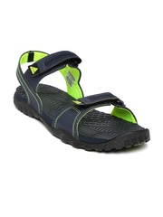 Adidas Men Navy ARON Sports Sandals