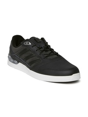 Adidas Men Black Leather ZX VULC Casual Shoes