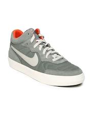 Nike Men Grey NSW Tiempo Trainer Casual Shoes