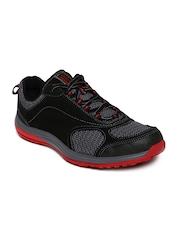 Clarks Outdoor Men Black & Grey Outset Route Sports Shoes