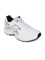 Reebok Men White Comfort Running Shoes