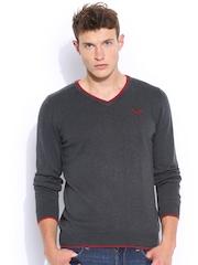 PUMA Charcoal Grey Sweater