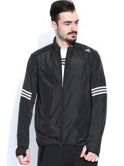 Adidas Black RS Wind Running Jacket