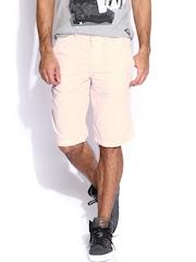 Breakbounce Pink Polite Hug Fit Shorts