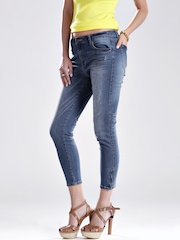 GUESS Blue Skinny Fit Jeans