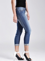 GUESS Blue Power Skinny Fit Jeans