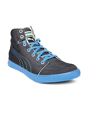 PUMA Unisex Navy Drongos DP Casual Shoes