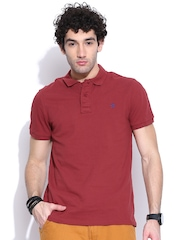 Breakbounce Brick Red Polo T-shirt