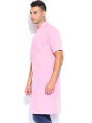 JADE BLUE Pink Kurta