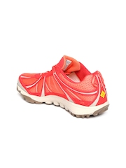 Columbia Women Coral Orange Conspiracy Switchback Hiking Shoes