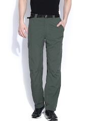 Columbia Green Silver Ridge Cargo Trousers