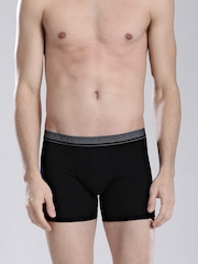 Emporio Armani Black Trunks 110818-5P730