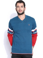 FILA Blue Dave Sweater