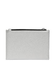 Accessorize Women Silver-Toned Wallet