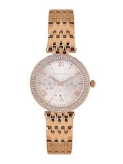 GIORDANO Women Rose Gold-Toned Dial Watch 2716-33