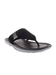 Mochi Men Black Sandals
