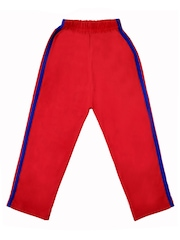 SWEET ANGEL Girls Red Track Pants