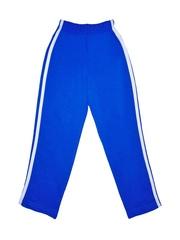 SWEET ANGEL Girls Blue Track Pants