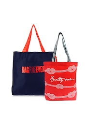 Be For Bag Set of 2 Tote Bags